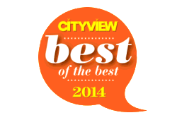 CityView Best Knoxville Landscaper Award 2014