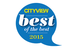 CityView Best Knoxville Landscaper Award 2015