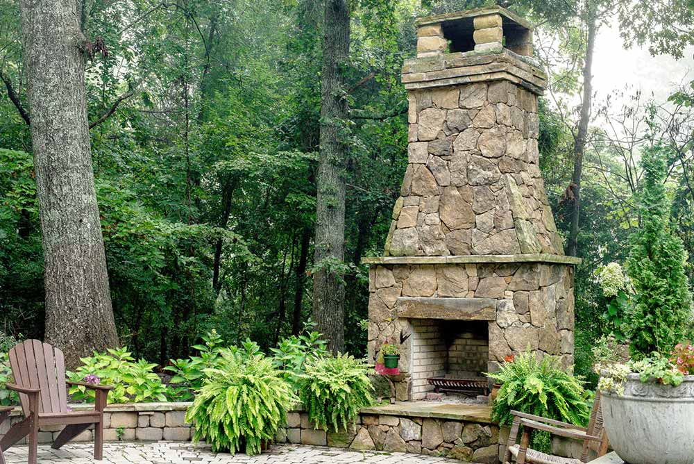 Fireplace fire pit gallery