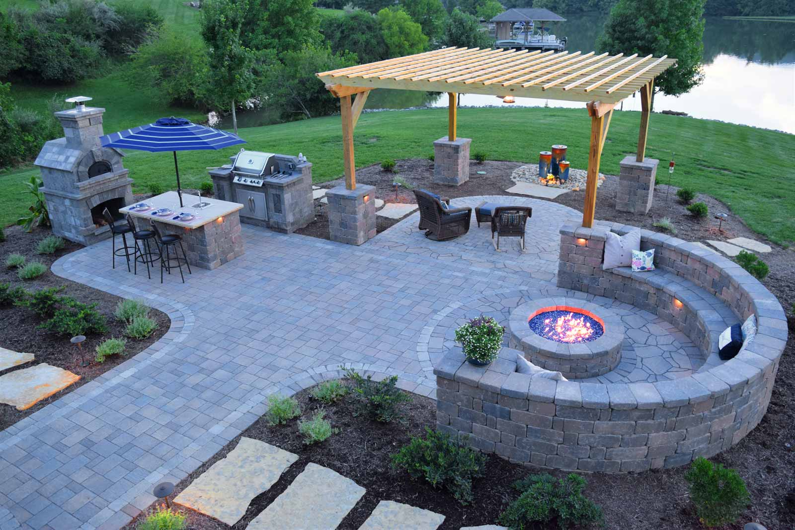 Earthadelic Landscape Amp Construction Knoxville Tn