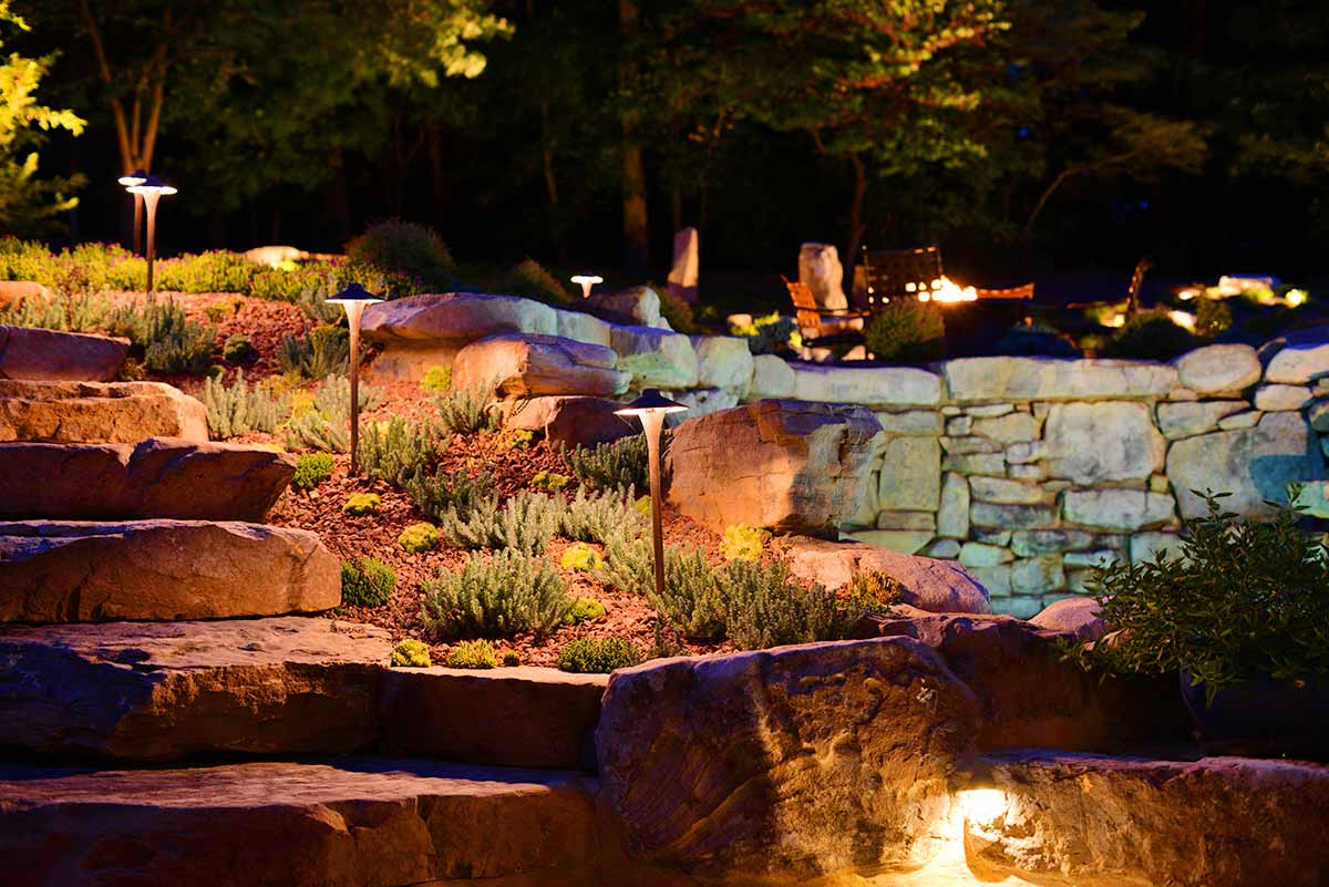 Knoxville Landscape Lighting Company.