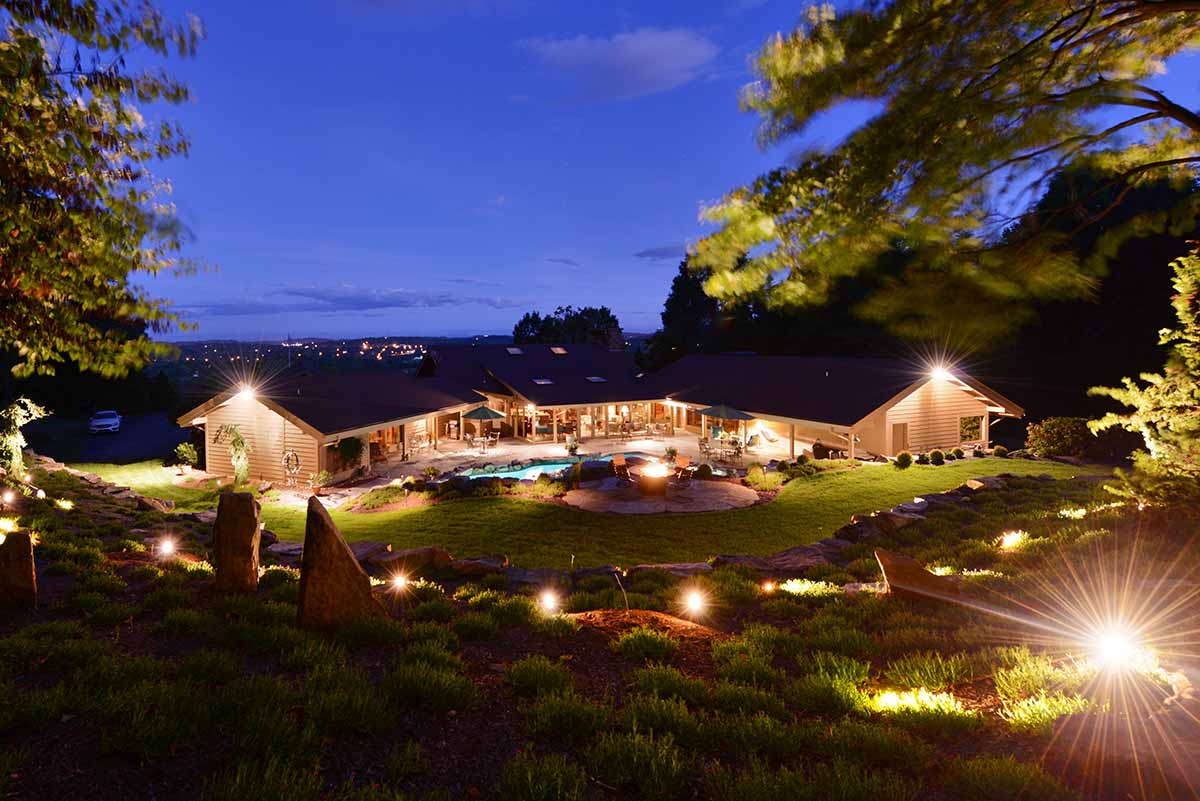 Earthadelic Landscape Lighting Knoxville Tn Landscape
