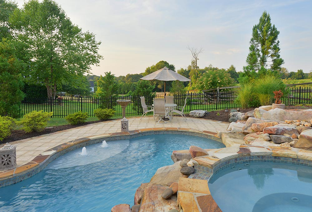 Pool Construction Company Knoxville