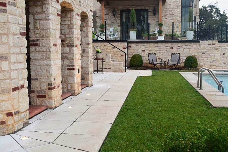Landscaper portfolio project knoxville tanasi