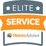 HomeAdvisor Elite Landscaper Award