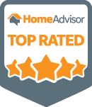HomeAdvisor Top Rated Landscape Company