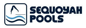 SequoyahPools Logo 1 - White
